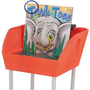 象さん輪投げ