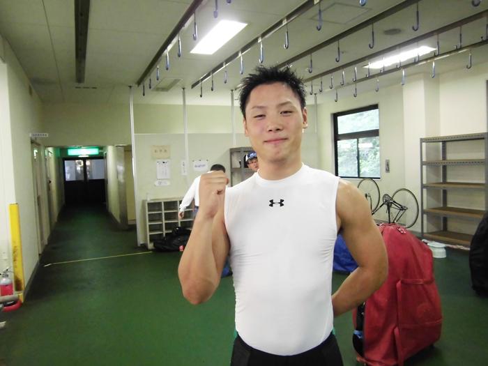 南 潤(みなみ じゅん)選手