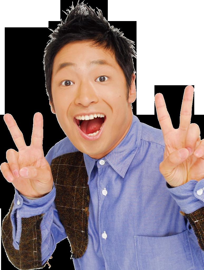 安田大サーカス団長安田登場!