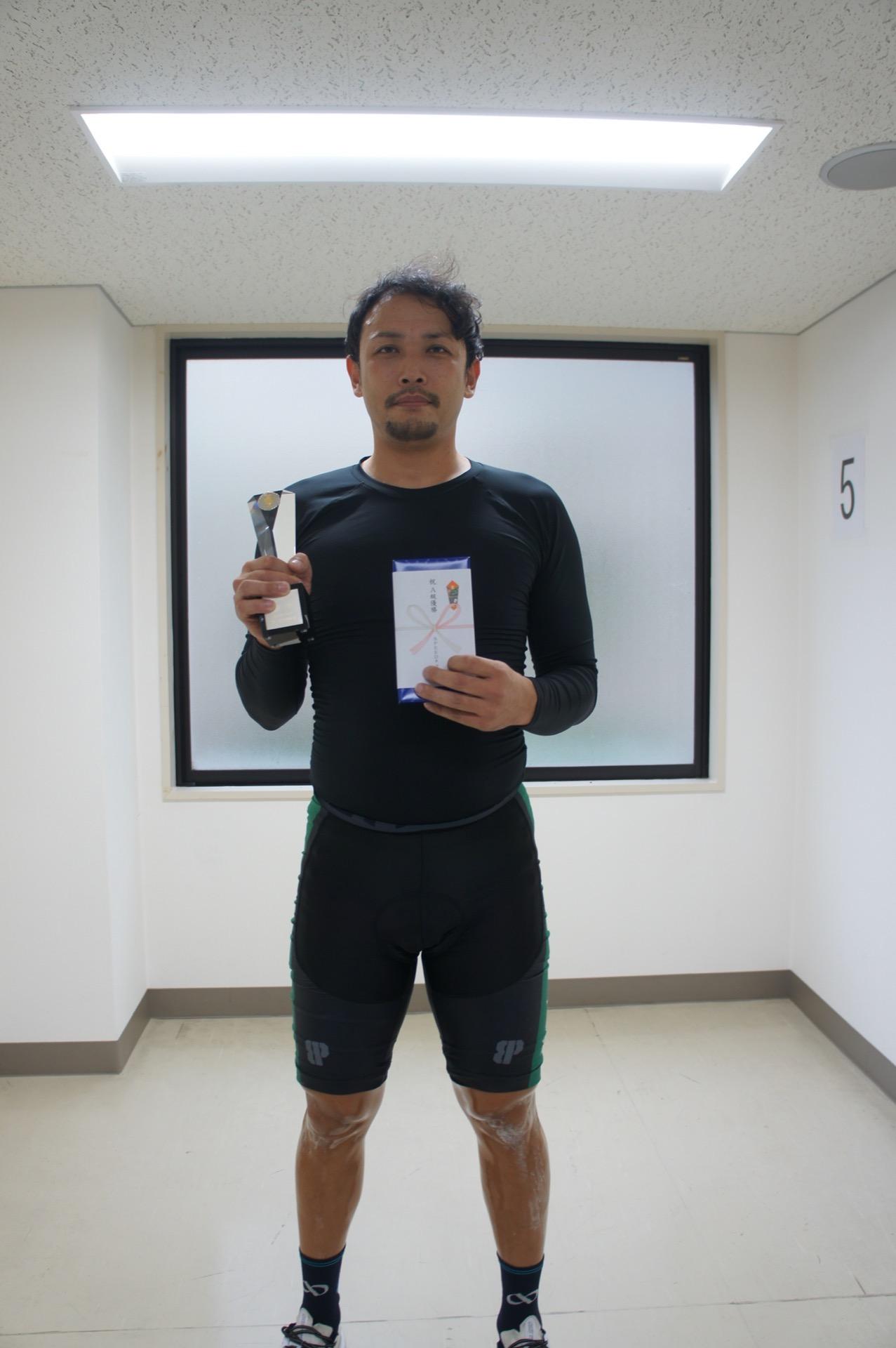 伊藤 大彦 選手(徳島県・89期)